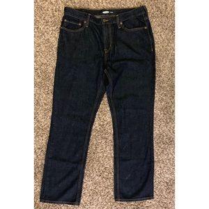 NWOT Men's Oldnavy 34x30 Dark Jeans